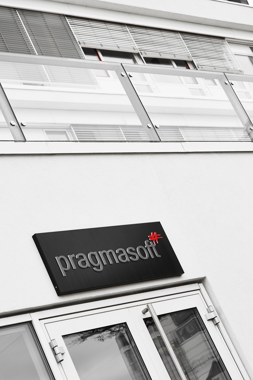 Corporate branding update to Pragmasoft