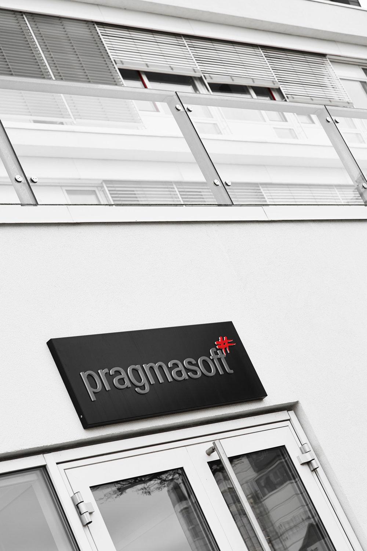 Corporate branding update to Pragmasoft