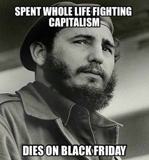 As a 100% Cuban-American, this day is historic for not only my family and neighbors, but freedom as a whole. #cubalibre #fidelcastro #cuba #littlehavana #burninhell #fuckfidel