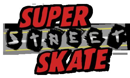 Super Street Skate Logo