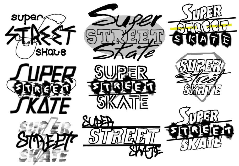 Nine Different Designs