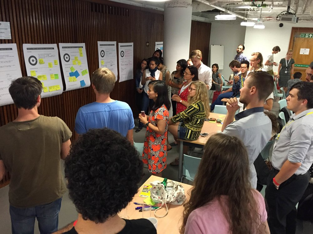 Climate KIC branding workshop