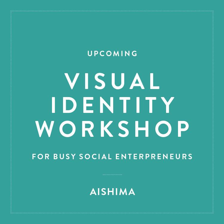 visual identity social entrepreneurs