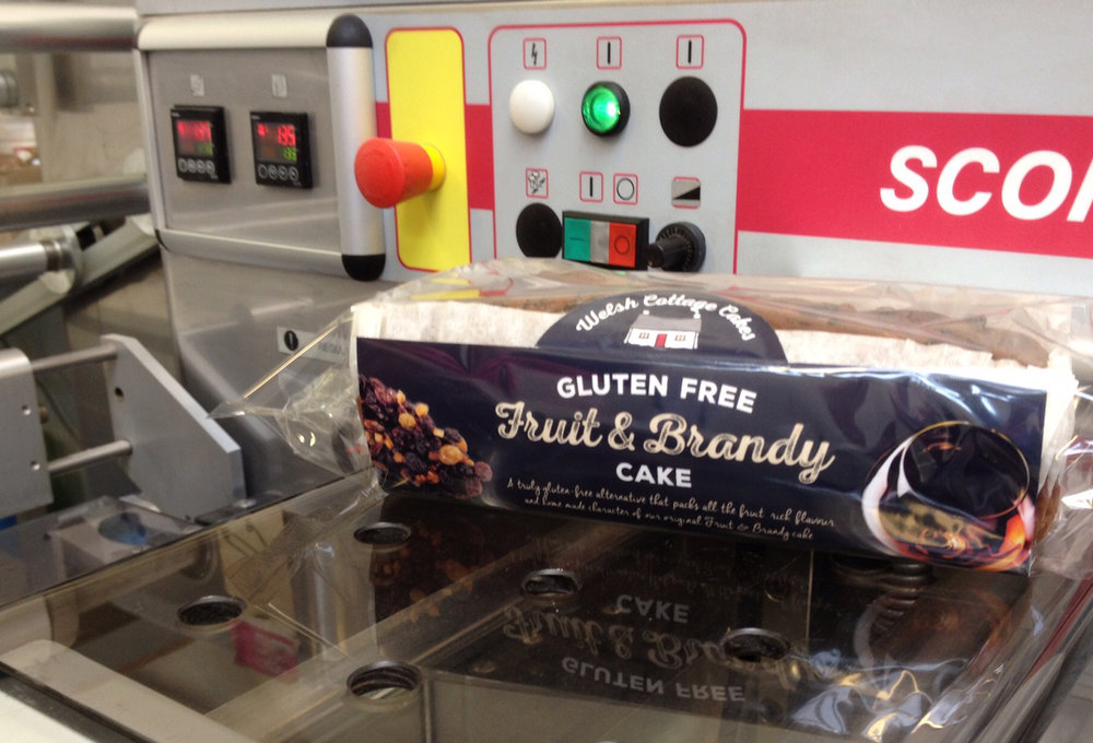 WCC Gluten Free test