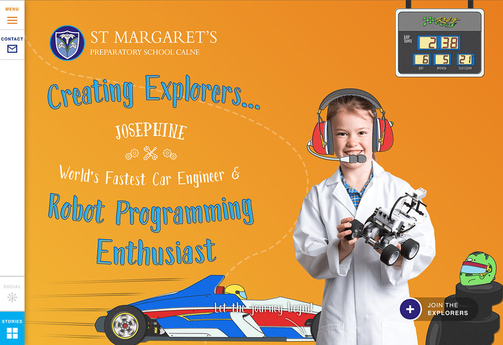 St Margaret's Prep School