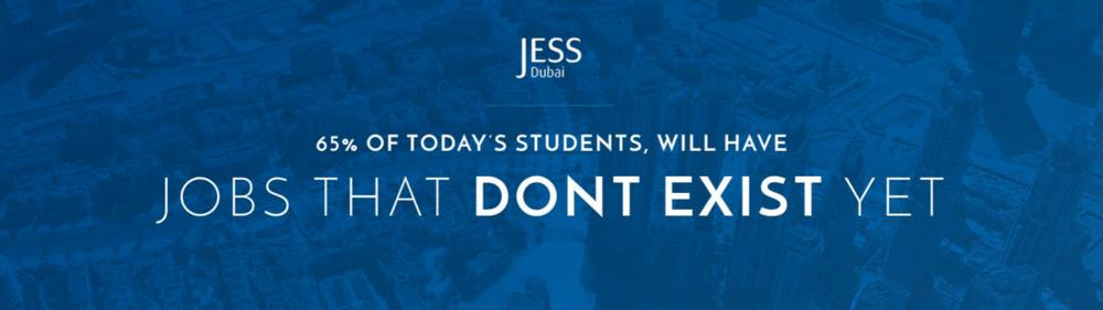 ...so how do we best prepare pupils for the unknown?   @JESSDubai