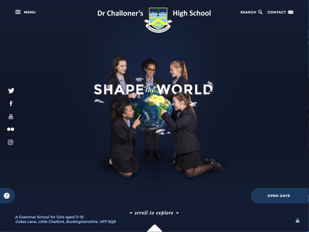 Dr Challoner's High School