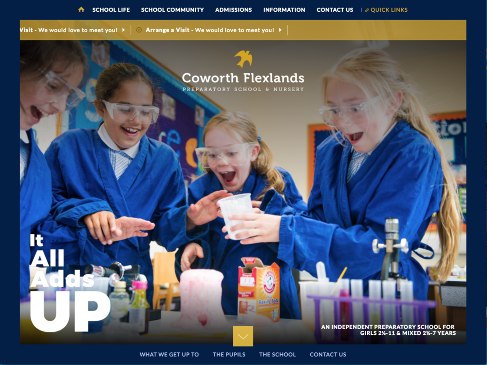 Coworth Flexlands School