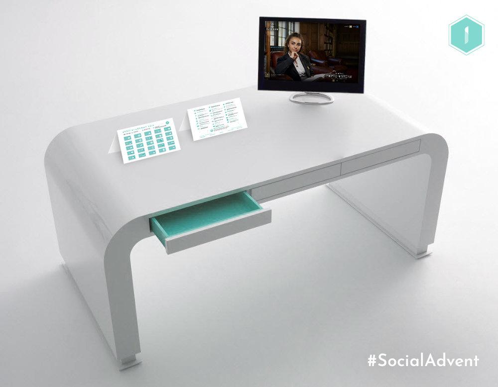 SocialAdvent2018-DeskCalendar