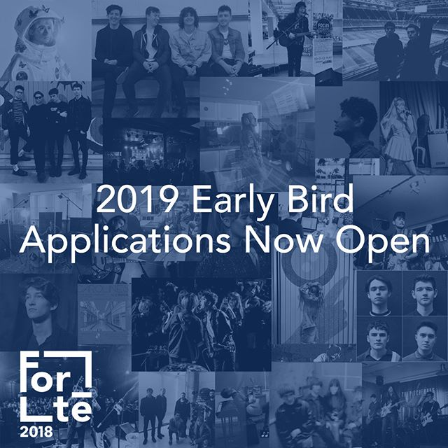 """For the first time, we're opening up contact to the Forté Project early for anyone interested in being part of the Forté 10 in 2019. This gives us a chance to meet, listen to and see acts that are potential candidates for the Forté Project. If you are interested in this """"early bird"""" consultation, you can contact us with your information via our website - link is in the bio. . . . #forteproject #forteproject10 #artistdevelopment #prstalentdevelopment #artscouncilwales #sonig #prsfoundation #welshmusic #wales #southwales #rhonddacynontaf #RCT #merthyrtydfil #caerphilly #valeofglamorgan #barry #penarth #bridgend #porthcawl #pontypridd #treorchy #unsigned #artists #featured #artists #development #music #programme #applicants #applications #2019"""