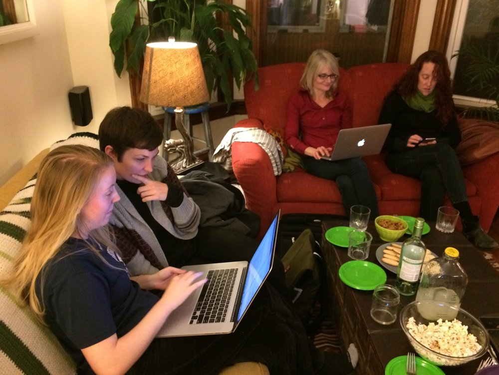CHICAGO PLAYWRIGHTS GROUP -