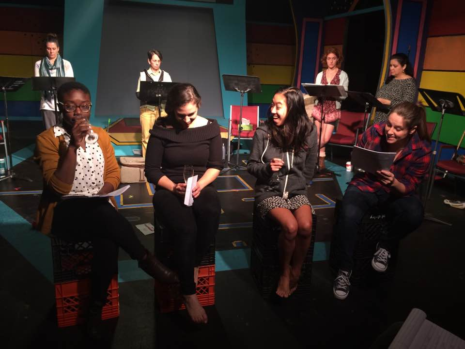 Staged Reading