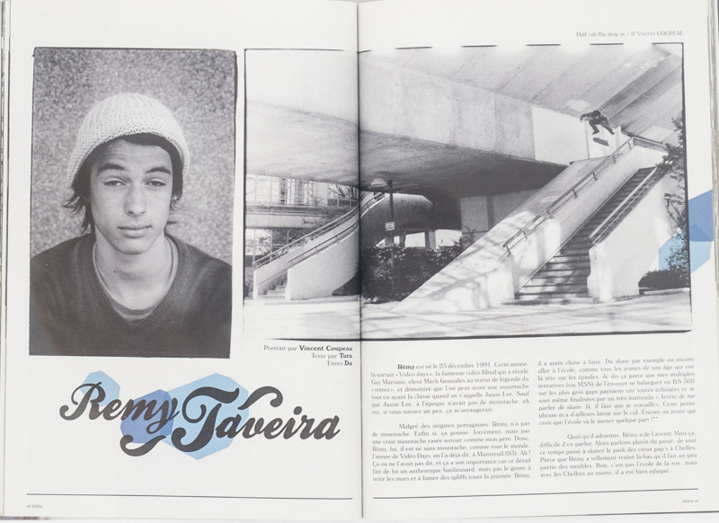Remy Taveira interview / SOMA 9