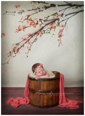 Sleepy newborn norfolk newborn photographer
