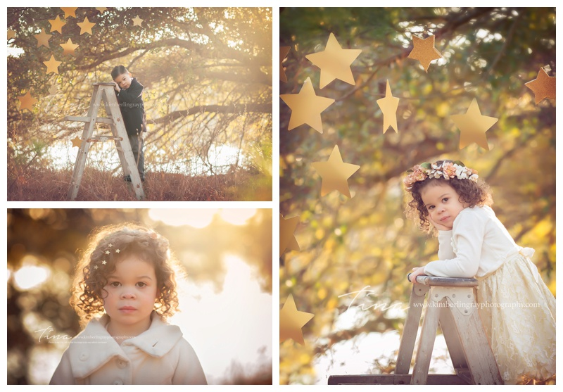 glitter star minisession