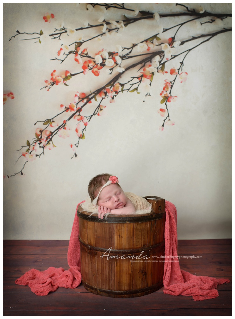 Newborn bucket