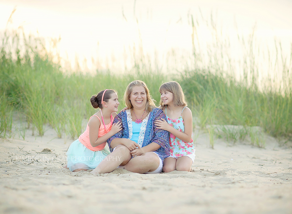 Mother Daughter Virginia Beach Photoshoot