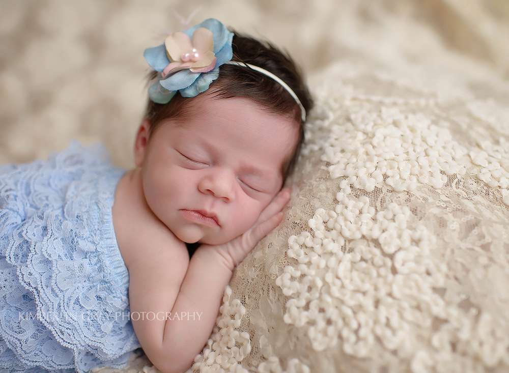 Newborn ruffles Norfolk Newborn Photographer