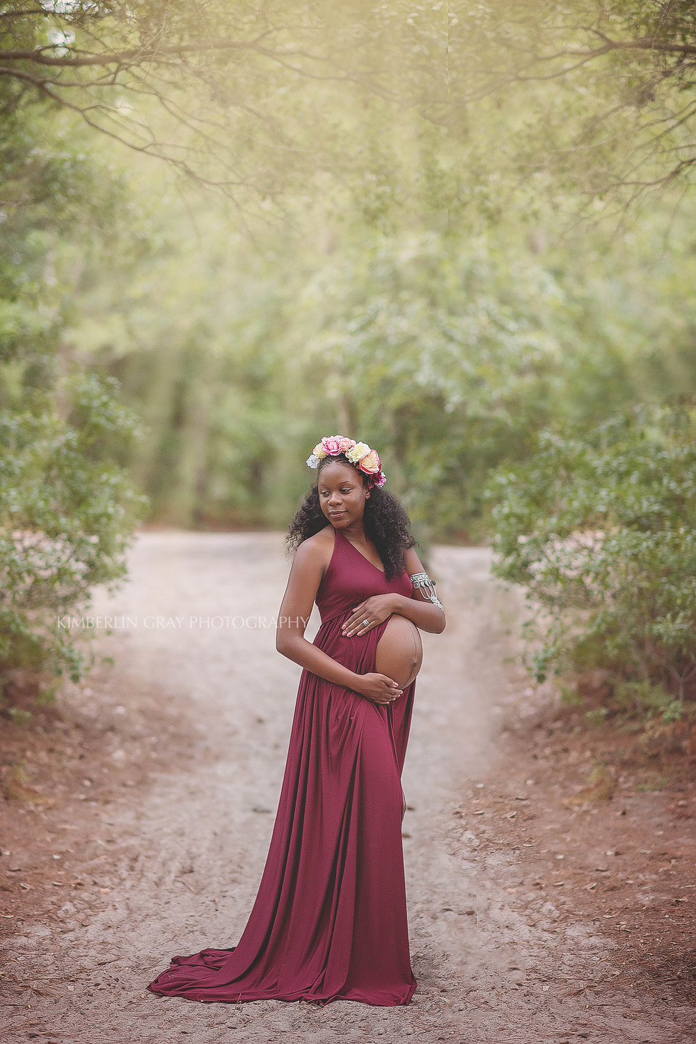 Beautiful Maternity Photo Shoot