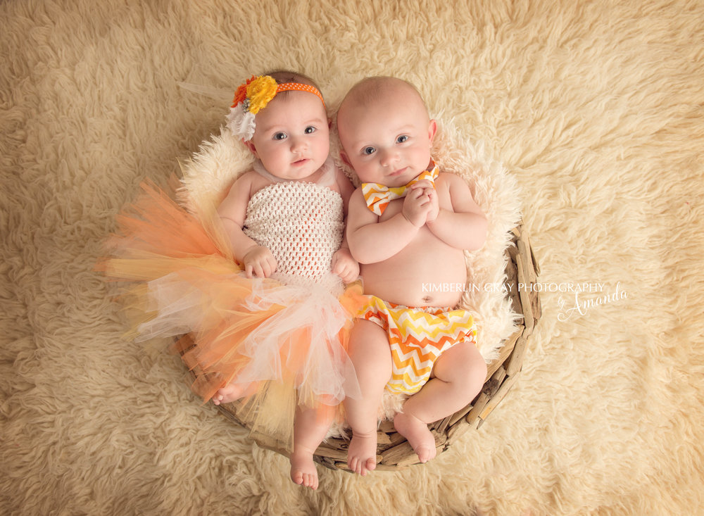virginia beach twin baby photographer
