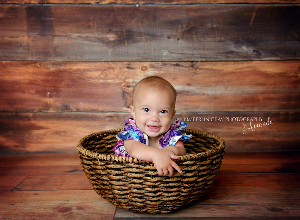 six month virginia beach baby photographer