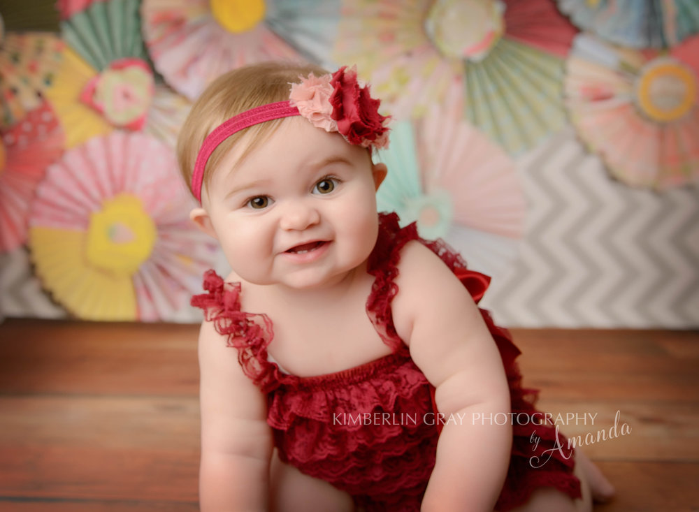 hampton roads studio baby photography