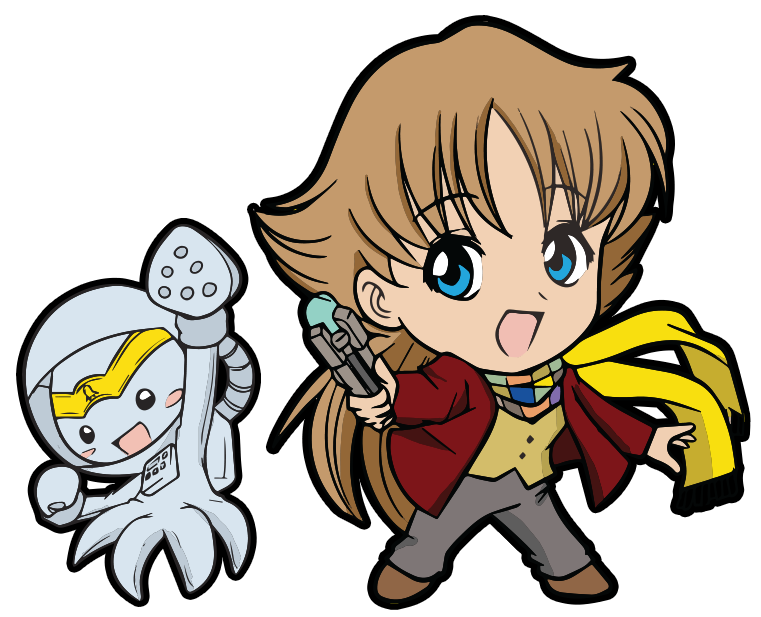 Kraken Con characters