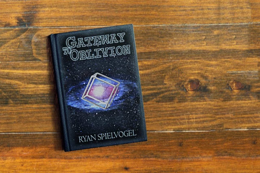 Gateway to Oblivion | Novel by Ryan Spielvogel