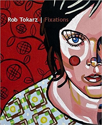 """Fixations"" • Selected Paintings from 2007 and 2008 Available on Amazon!"