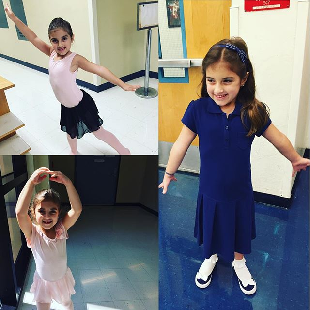 So thankful this Sunday for such a great start to the school year. Ella had an awesome first week of school, and is loving her music and dance classes as well! #sothankful #blessed #proudmomma #godisgood