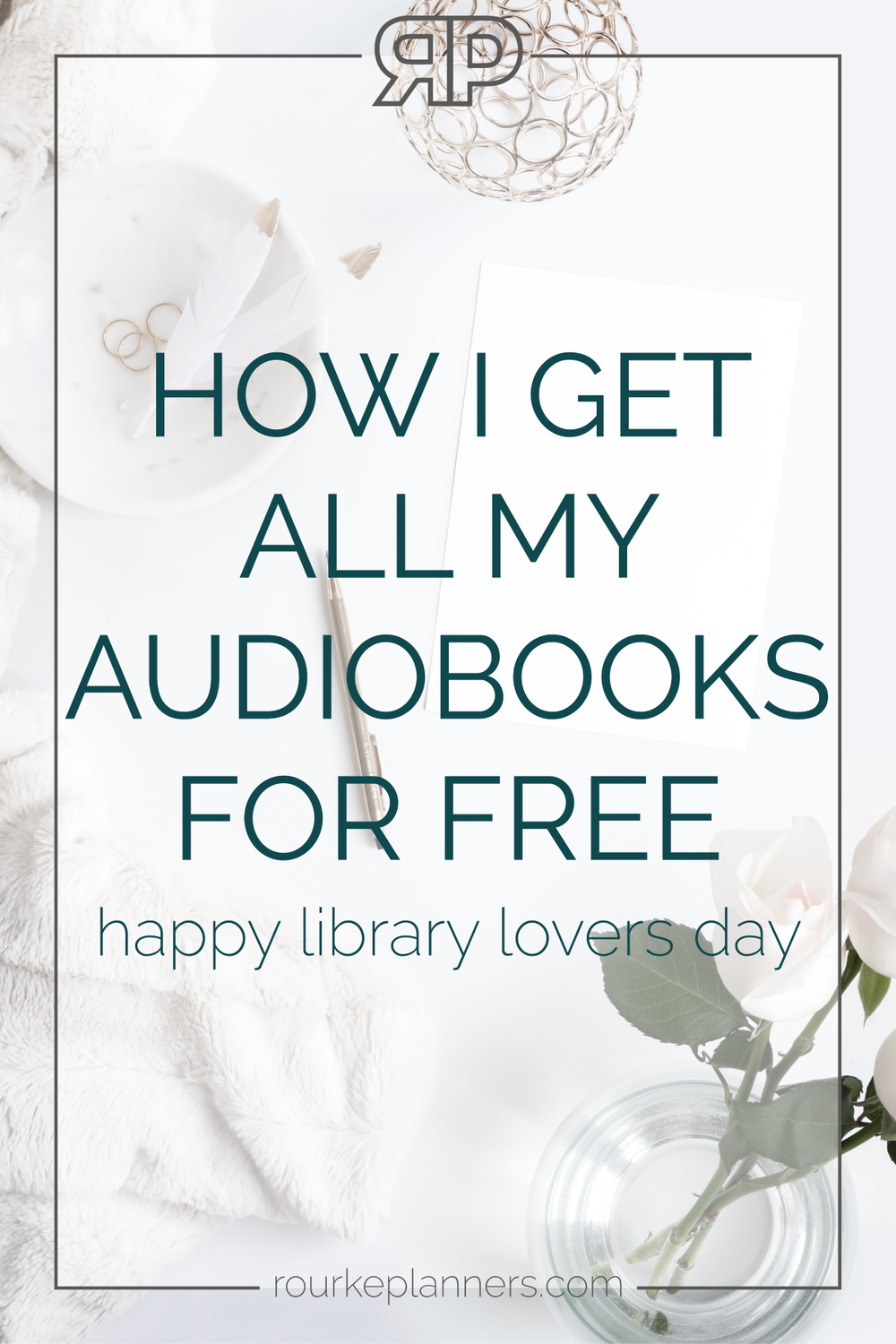 Free Audiobook Apps | Rourke Planners