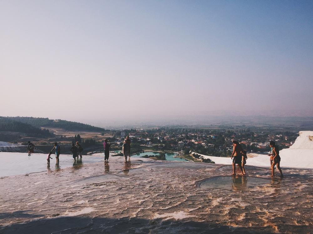 Pools at Pamukkale