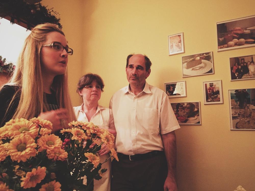 Suzie & family of Eat & Meet