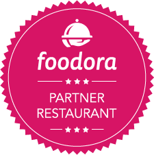 Beställ via foodora -