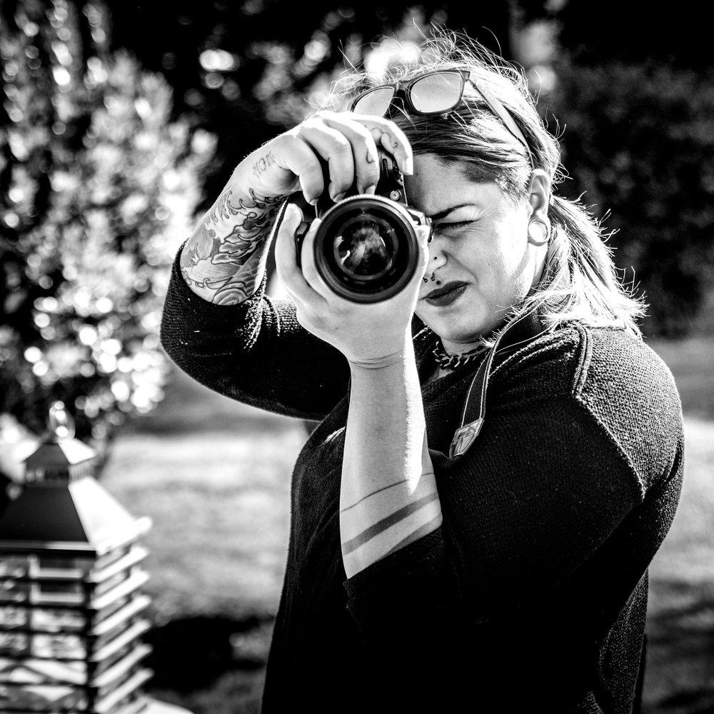 Marie Morgann - Assistante sur les mariagesPhotographe grossesses et enfants