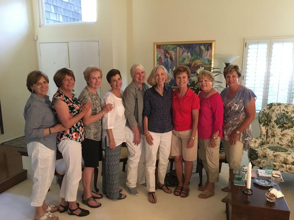 Claremont book club members.