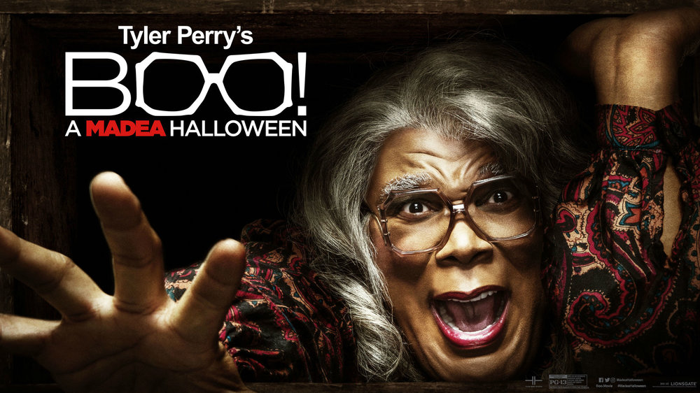 Boo 2 opens on October 20th!!!!!!