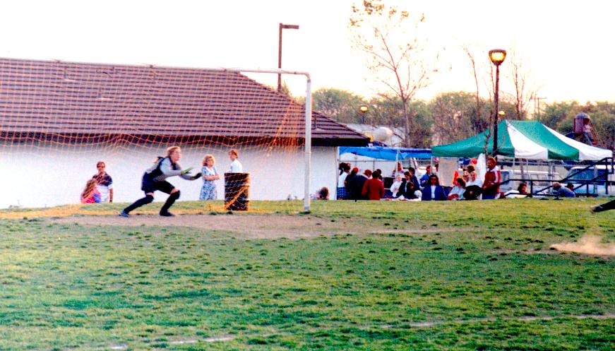 Penalty kicks circa 1992.