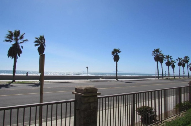 The streets of Port Hueneme.