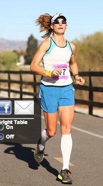 Marathon #24, Santa Clarita, CA 2012.