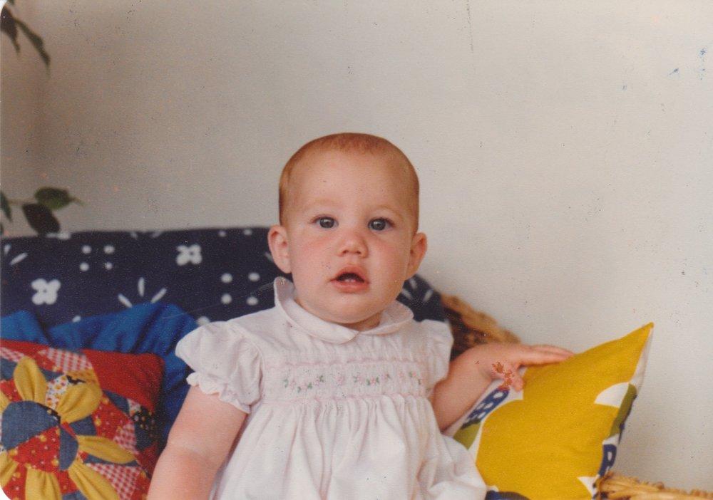 Early 80's Taryn.