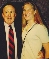 June 1997, Coach Kaiser and yours truly at the Senior awards banquet.
