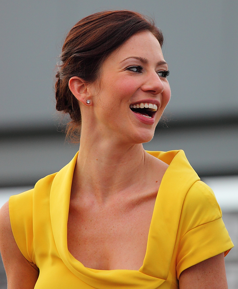 The lovely, Lynn Collins.