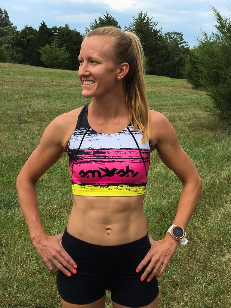 My super-stud teammate, Alyssa Godesky. Photo courtesy of  Smashfestqueen .