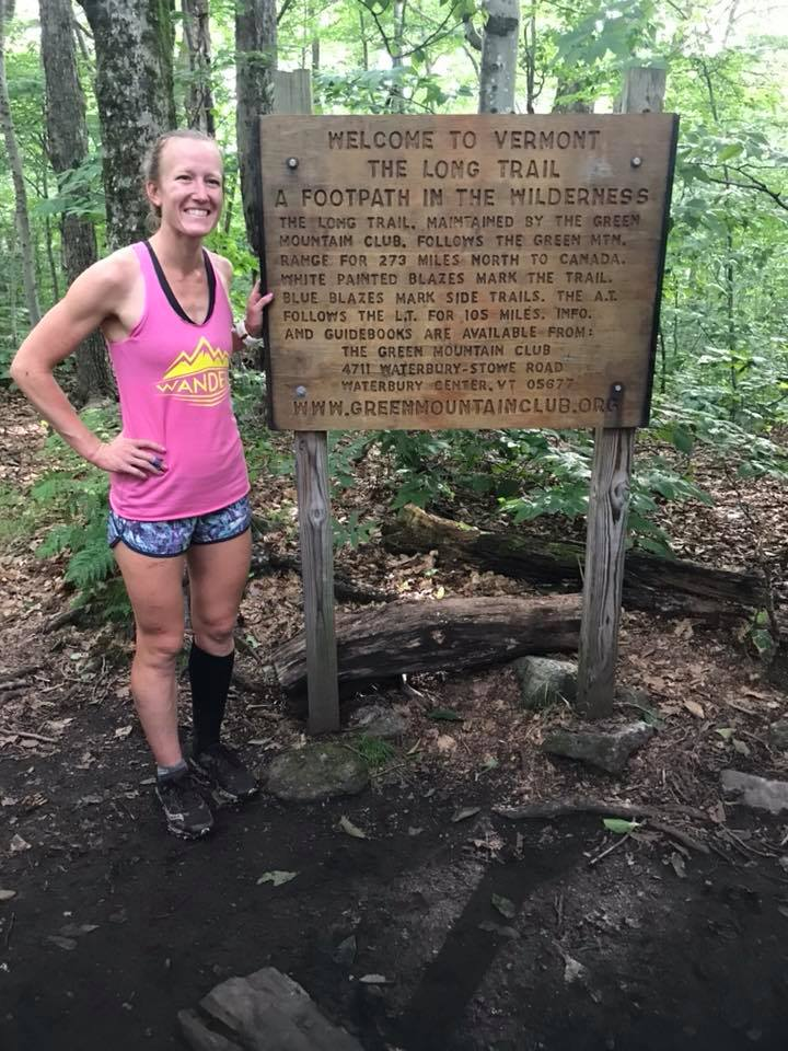 This is how a Smashfest Queen looks after trekking/running 273 miles. Amazing.