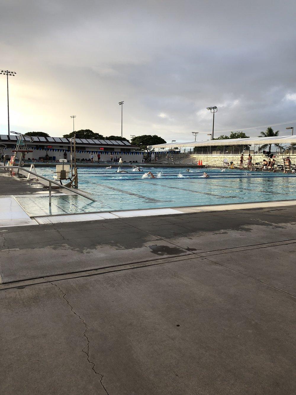 Kona Aquatic Center