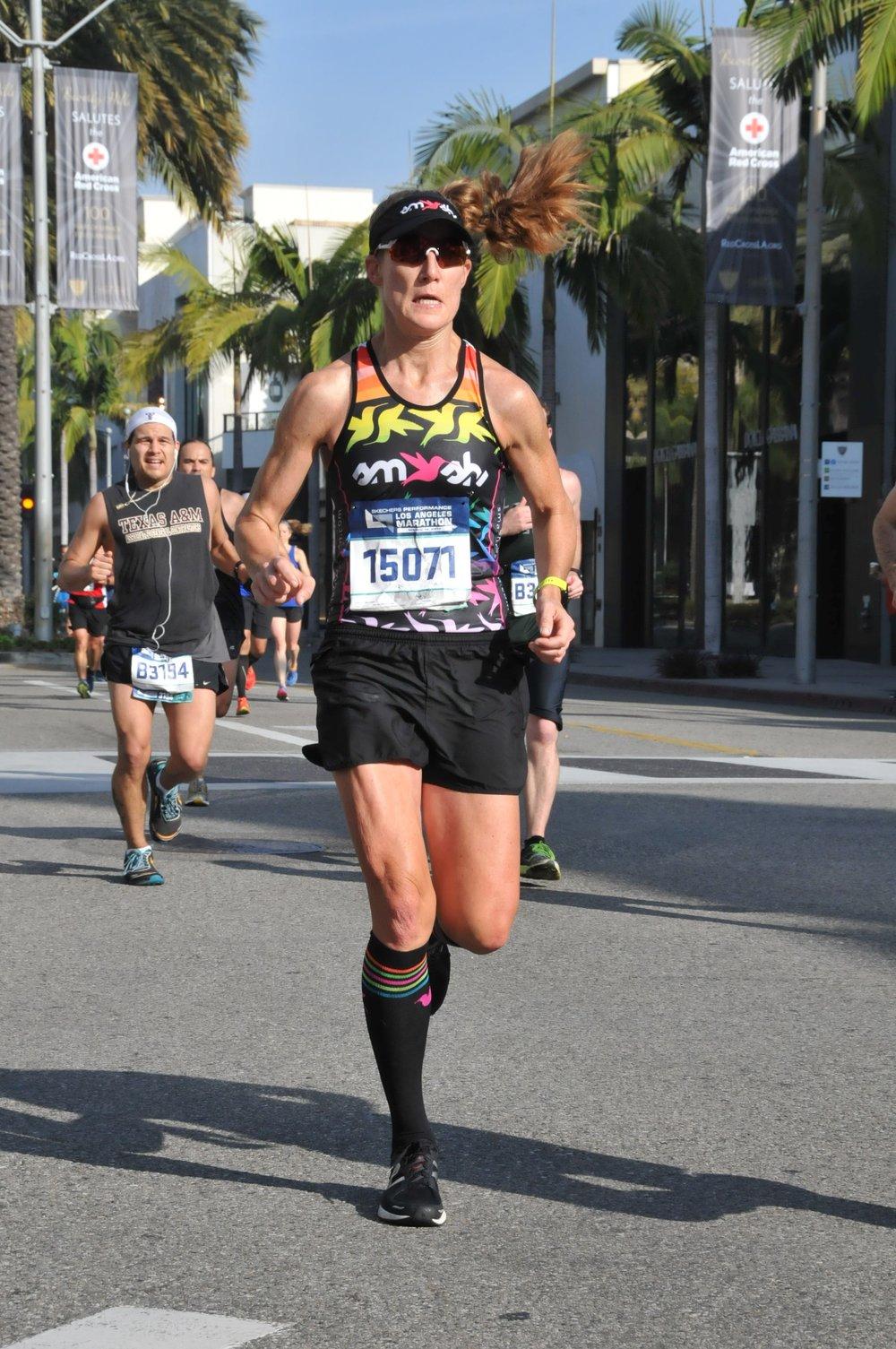 Breakthrough Marathon - Los Angeles, 2017.