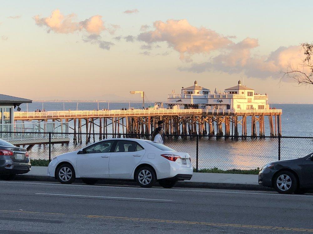 Malibu Pier.