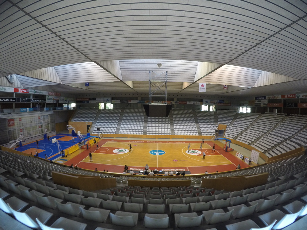 Europrobasket Facility in Girona, Spain