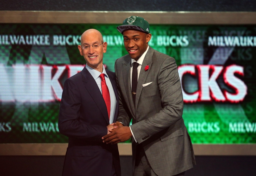 Ground Zero Training's Jabari Parker-2014 NBA Draft-1st Round-Pick 2